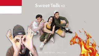 Download Lagu SHERYL SHEINAFIA & RIZKY FEBIAN Ft CHANDRA LIOW - Sweet Talk   INDONESIAN VIDEO REACTION Mp3