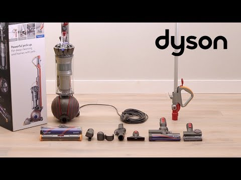 Dyson Ball Compact Dc50 And Dc51 Getting Started Of