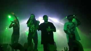 Salmo, Nitro & Jack The Smoker - Non Sopporto / Live @ Vox Club, Nonantola (MO) - 29/11/2014
