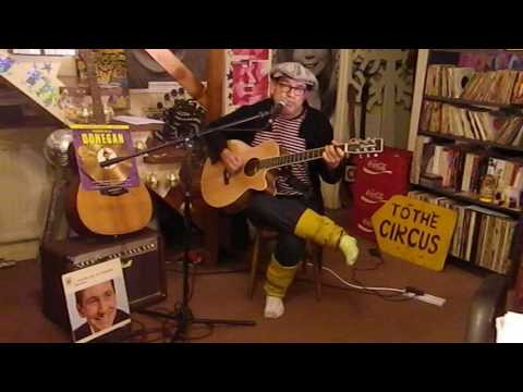 Lonnie Donegan - Stewball - Acoustic Cover - Danny McEvoy
