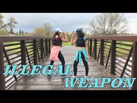 Illegal Weapon | Dance Cover | Jasmine...