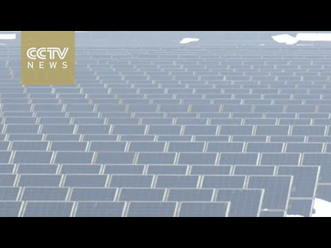 Chinese solar program helps generate village power, aids farms