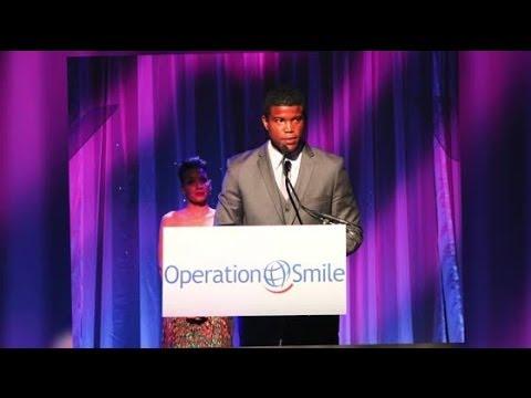 12th Annual Operation Smile Event Honors Sharif Atkins  Splash  TV  Splash  TV