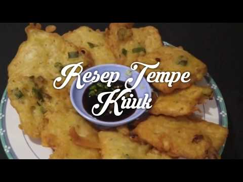 Resep Tempe Kriuk | Zesica Falely