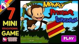 Monkey Preschool Lunchbox - Best App For Kids - iPhone/iPad/iPod Touch