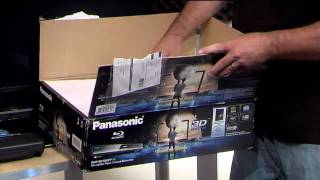 3D Mania! Unboxing Panasonic's VT25 and BDT300! - HD Nation Clips