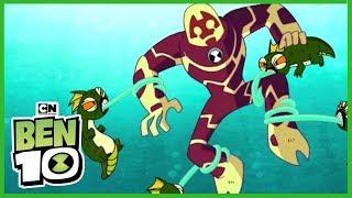Ben 10 | Ben VS Monsters (Hindi) | Cartoon Network
