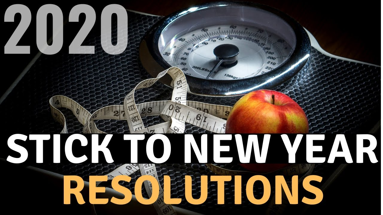 how to practically stick to new year resolutions in