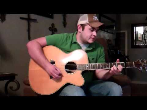 Lucas Jagneaux - I See It Now (Tracy Lawrence cover).mp4