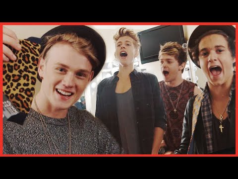 The Vamps - Tristan's Big Day! - The Vamps Takeover Ep 5