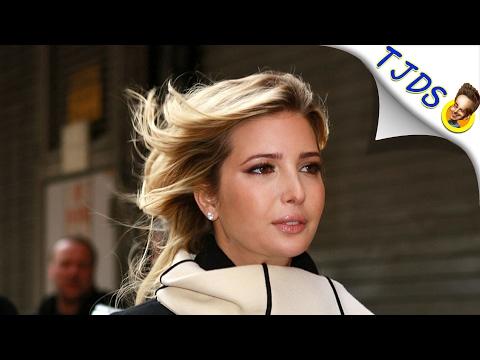 Ivanka Trump Dumped By Nordstrom - DNC Kills The Fun OF It
