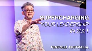 Tenfold Australia Masterclass | Michael Bungay Stanier