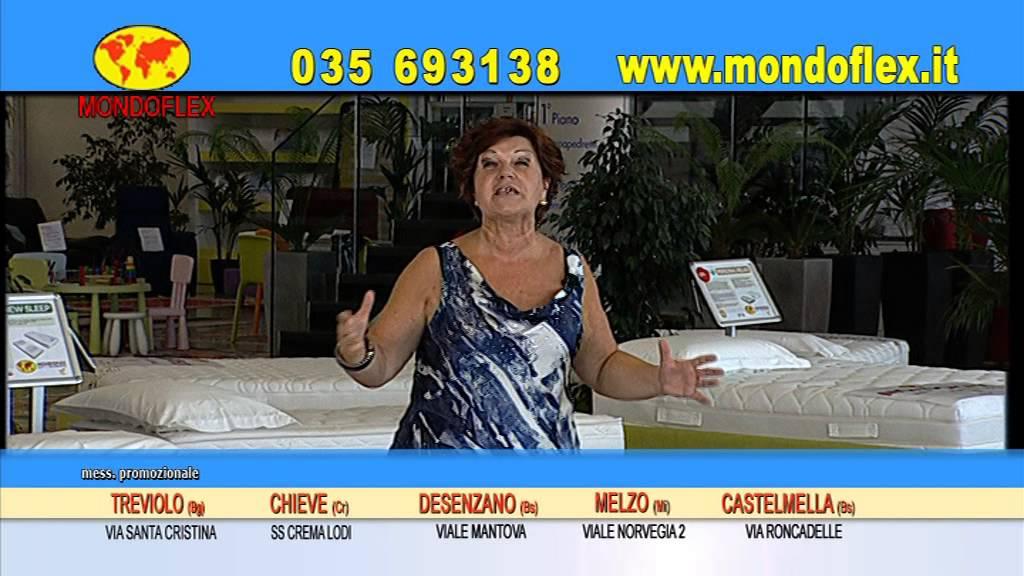 Materassi Mondoflex.Mondoflex Reti E Materassi Youtube