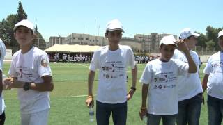 Mr. Tamer Kirolos Save the Children Speech on Kick for Hope on World Refugee Day 2013