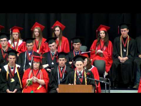 North Polk High School Class of 2014 Graduation