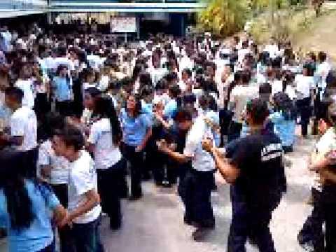 liceo enrique arias fiesta de carnaval