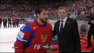 BEST GOALS █ RUSSIA @ IIHF WC 2010 █ FINAL - CZECH REP. Лучшие голы Россия ЧМ