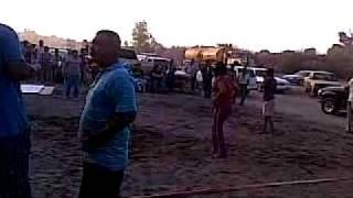 Rodeo Durango En las carreras volibol 22-04-2011