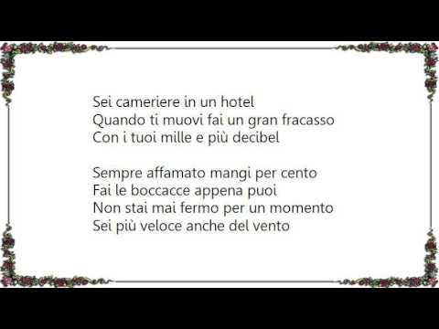 Cristina D'Avena - Tazmania Lyrics