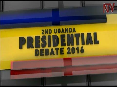 The 2nd 2016 Presidential Debate (full)