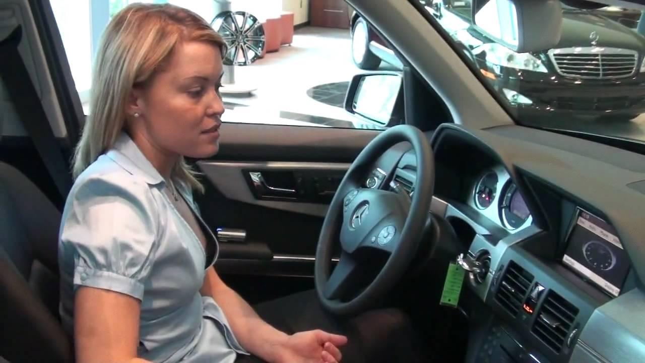 Emily from mercedes benz of buckhead talks about the 2010 for Buckhead mercedes benz