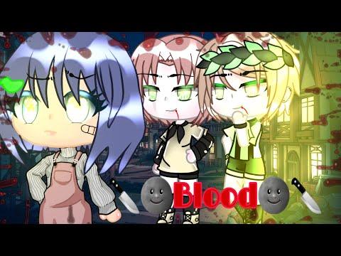 🌚Сериальчик🌚 // ♡Мой вампир убийца♡ // 1 эпизод // 💧Gacha чек💧