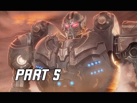 KNACK 2 Walkthrough Part 5 - TITAN (PS4 Pro Let's Play Commentary)