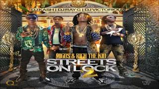 Migos & Rich The Kid - Streets On Lock 2 [FULL MIXTAPE + DOWNLOAD LINK] [2013]