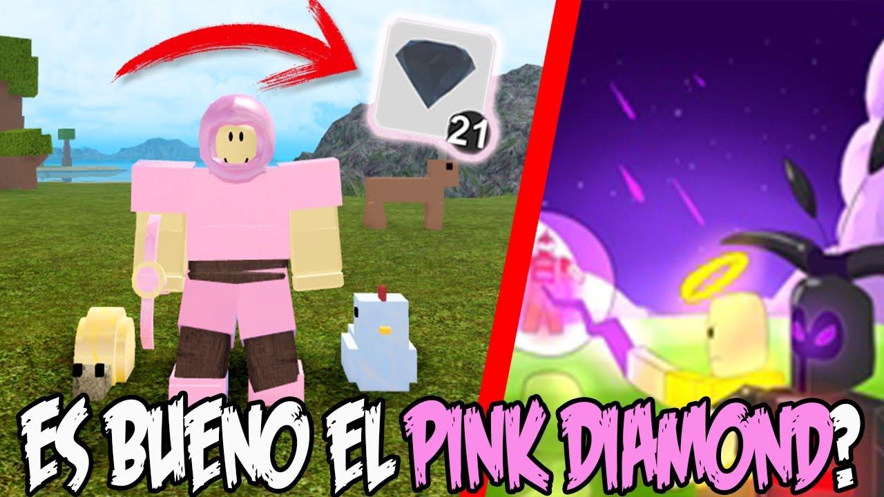 Pink Diamond Booga Booga Roblox