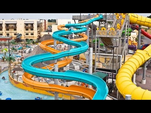 Kalahari Resort Waterparks Ohio United States America S Largest Indoor Waterpark