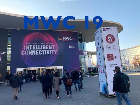 Mobile World Congress Barcelona MWC 2019 - Best Overview Video -