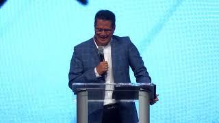 "Pastor John Blanchard - Rock Church - ""Love Conquers all"""