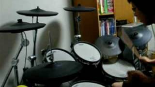 My drum cover of Anarchy-X & Revolution Calling, by Queensryche. Th...