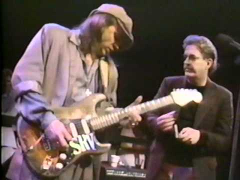 STEVIE RAY VAUGHAN SRV, B.B & ALBERT KING-The Sky Is Crying