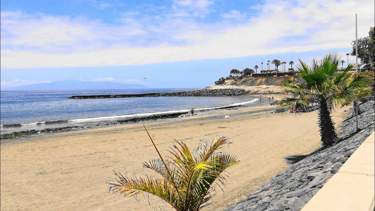 Playa Fañabé y Playa Torviscas, Costa Adeje