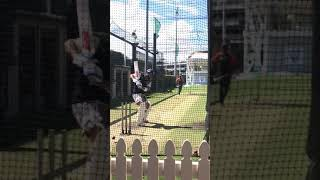 Virat kohli in the nets scg