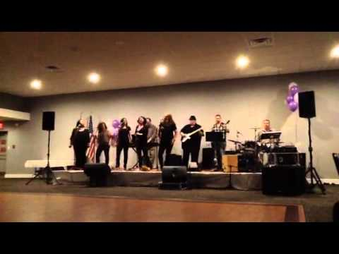Divas with a Twist performing Shadows of the Night-Pat Benatar