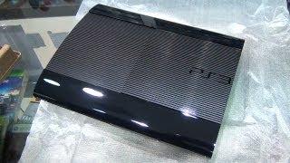 Unboxing PS3 Super Slim de 250Gb (Pt-Br) - CJBr