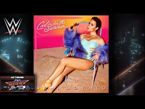 """WWE: """"Cool For The Summer"""" (SummerSlam) [2015] Theme Song + AE (Arena Effect)"""