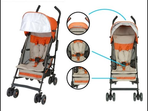 Baby Cargo 100 Series Stroller Review