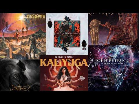 Best Albums of August 2020 by RockAndMetalNewz
