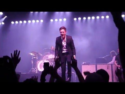 The Killers - Runaways - Tempe AZ - 4/3/2016