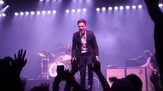 The Killers - Runaways - Tempe AZ - 4/3/2016