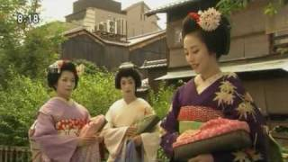 From the 79th NHK Asadora drama 「だんだん」, starring Mana and Kan...