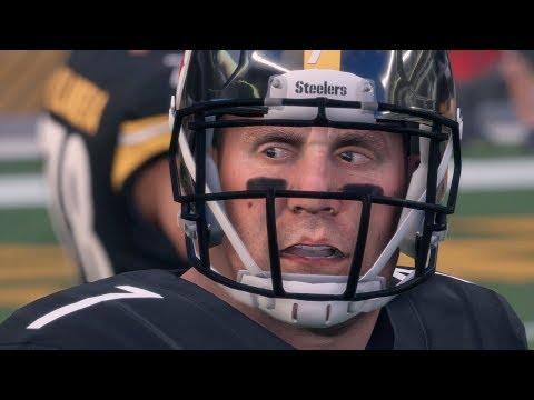 Madden NFL 18 Gameplay Mashup   Steelers vs Titans   Raiders vs Cardinals