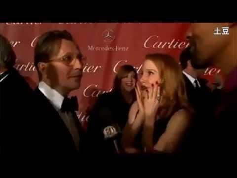 Jessica Chastain, Gary Oldman