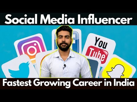 What is Social Media Influencer ? | Earnings | How to Become ? | Youtube | Facebook | Instagram