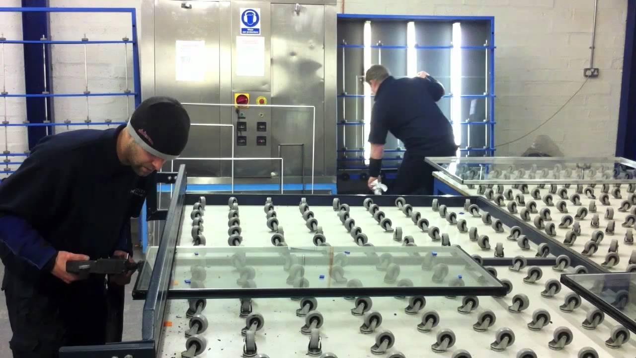 Double Glazed Unit Production Line Diamond Cut Glass Ltd