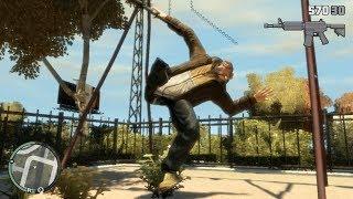 GTA 4 Secrets and Glitches
