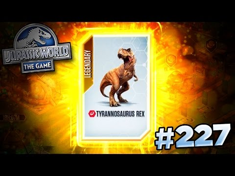 Totally Worth it! || Jurassic World - The Game - Ep227 HD